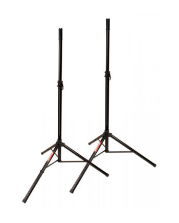 Ultimate Jsts502 Jamstands Series Pair Of Tripod Speaker Stands 1