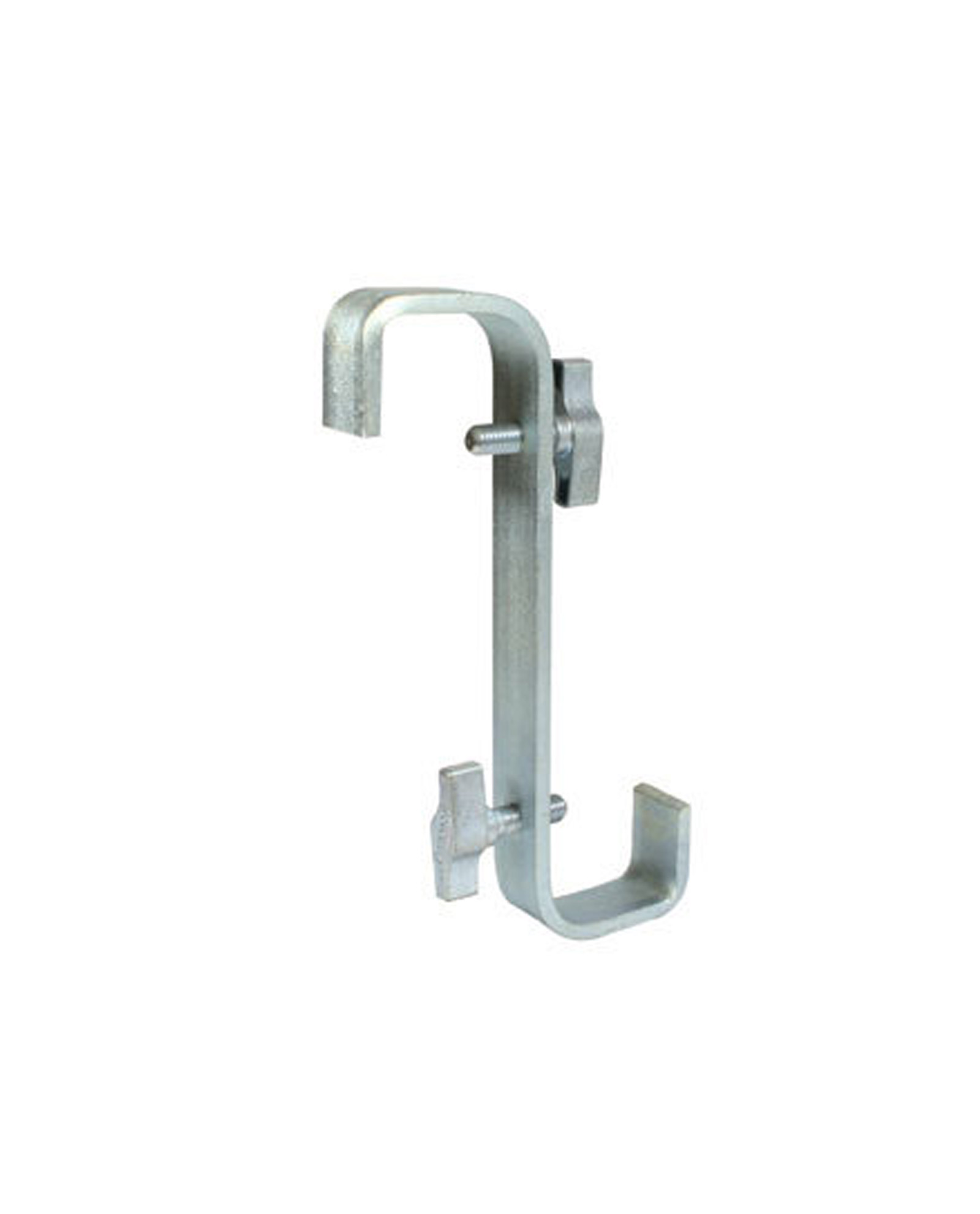 Doughty T19900 Double Ended Hook Clamp 300mm With 180 Degree Twist