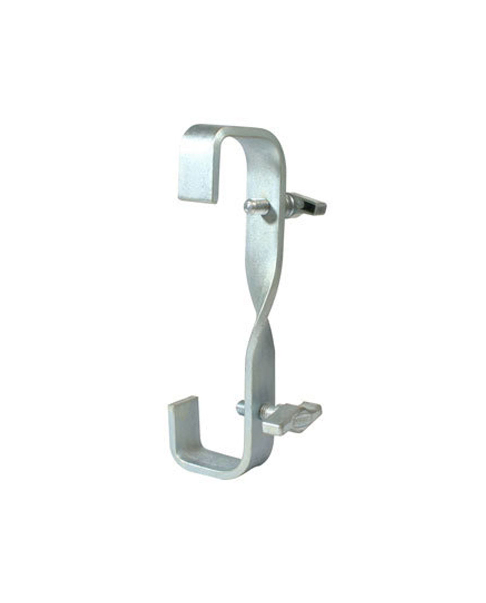 Doughty T21700 Double Ended Hook Clamp 300mm With 90 Degree Twist