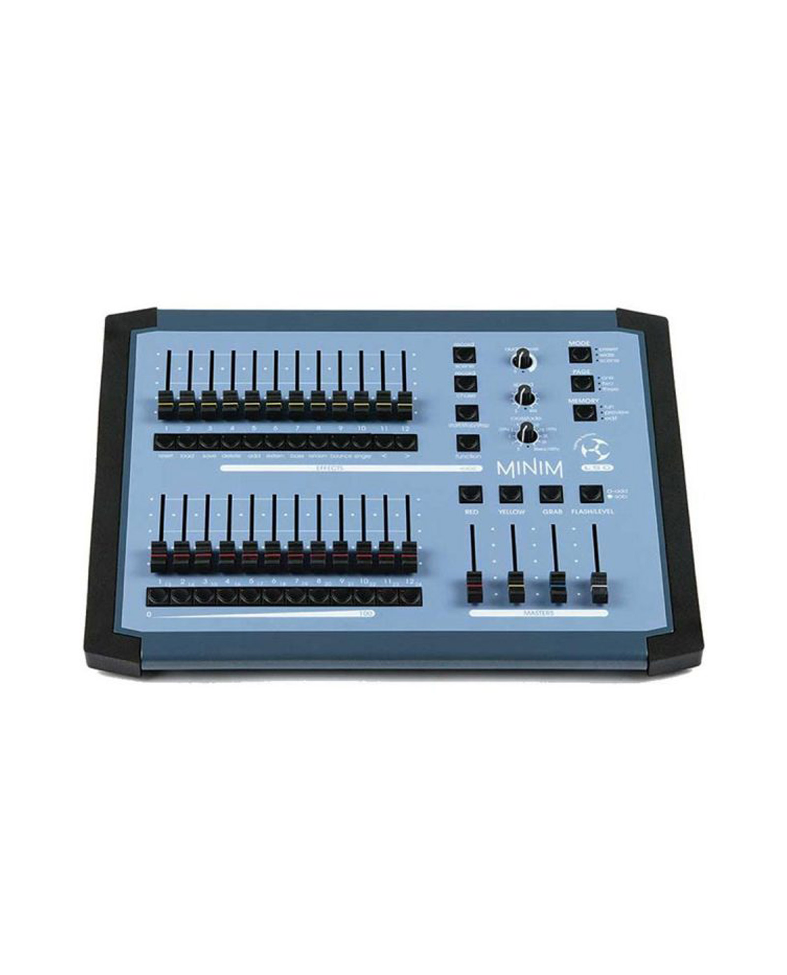 Lsc Minim 24 Faders 512 Dmx Channel Console