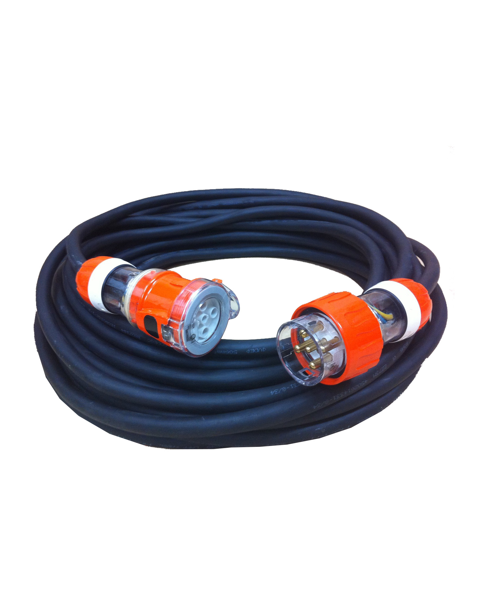 32A 3 Phase PDL 56 Series 5 Pin Cable Extension