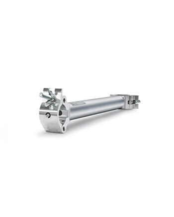 Milos Cell 210 250mm Extended Parallel Coupler 90°, 48 50mm 500kg Rated Aluminium