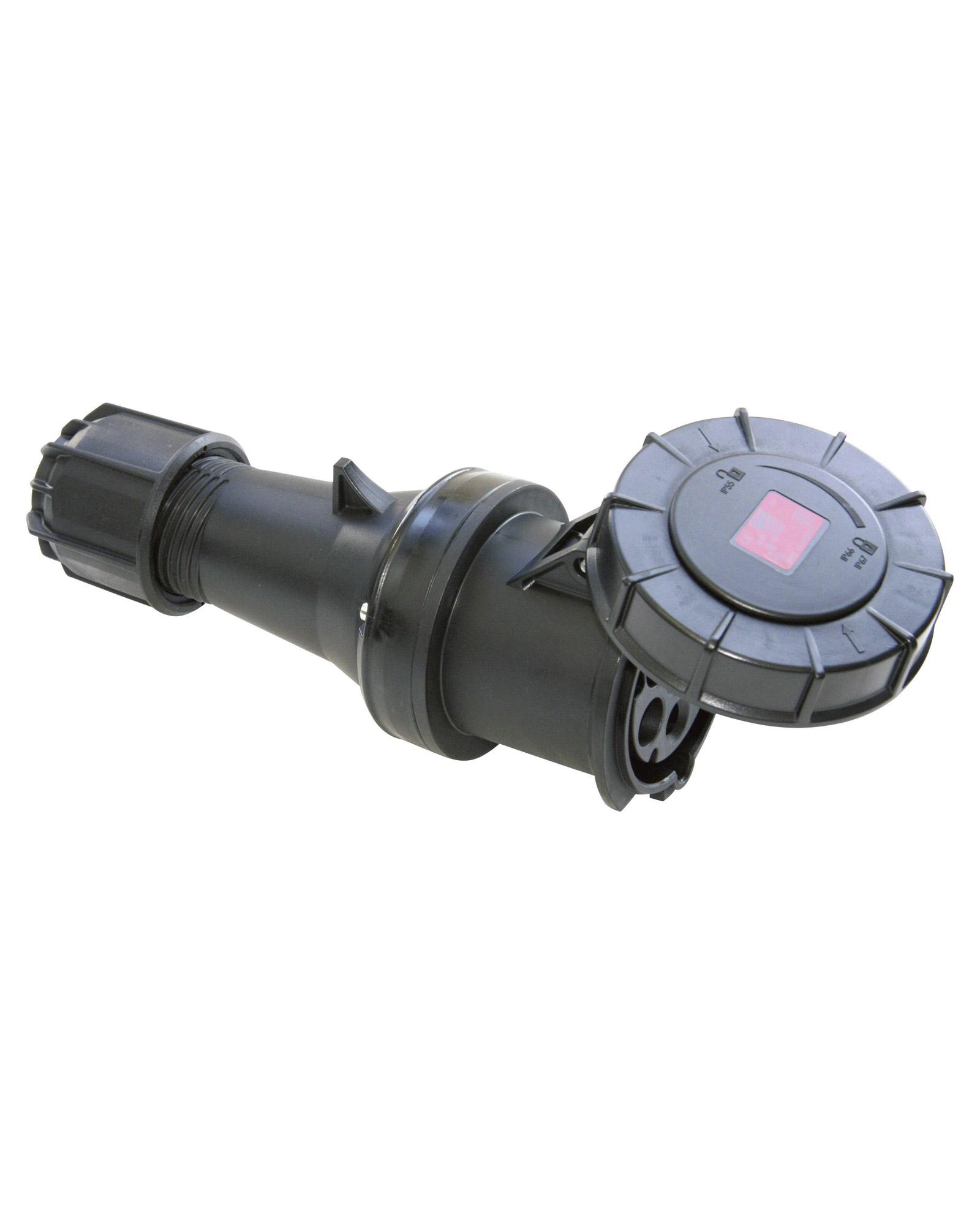 63a 5 Pin Socket Black Pce 235 6xs