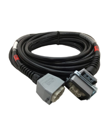 Nz Standard Motor Control Cable 6 Pole Wieland 1.5mm Black Or Grey