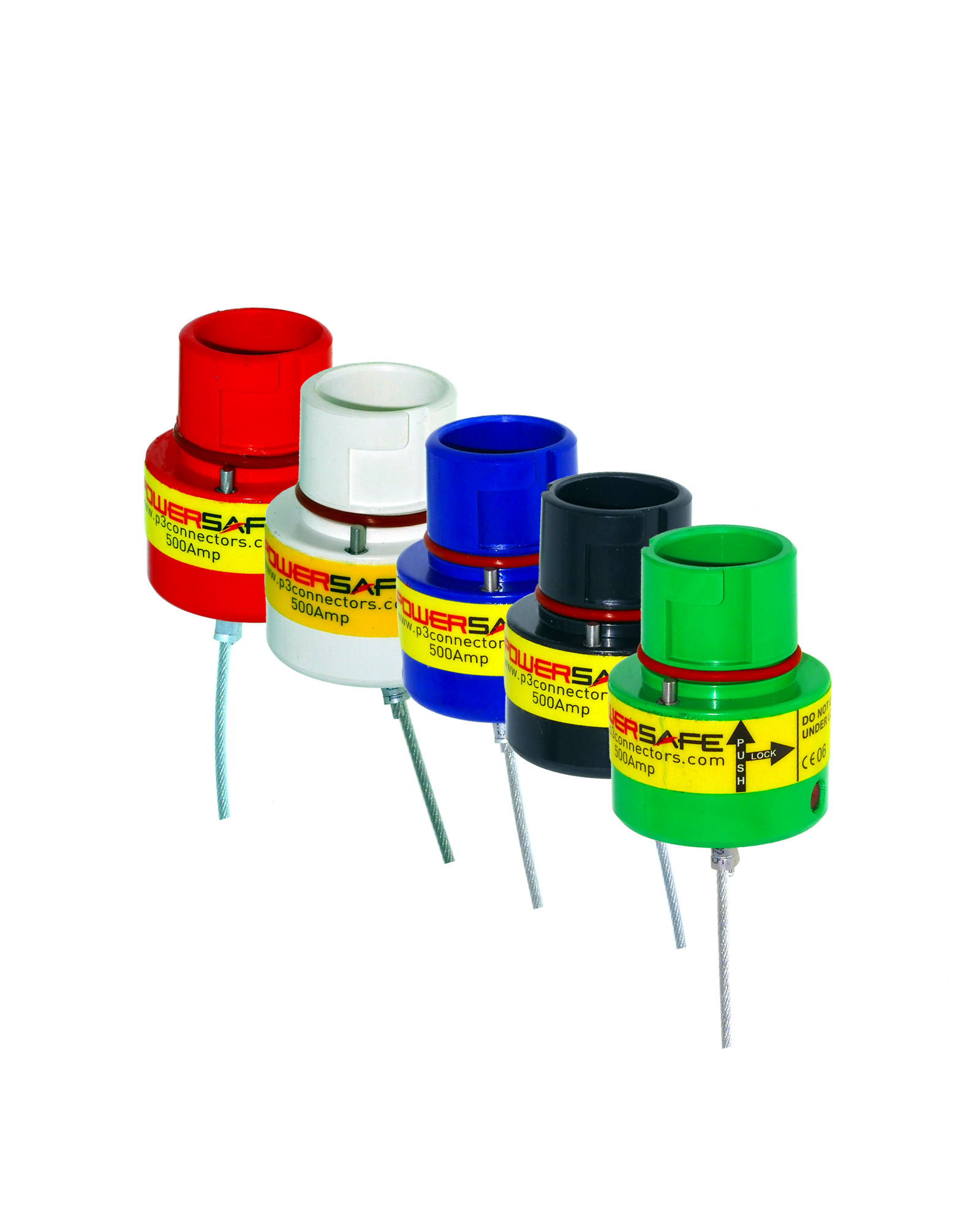 Powersafe Ip Rated Protection Caps Source Set