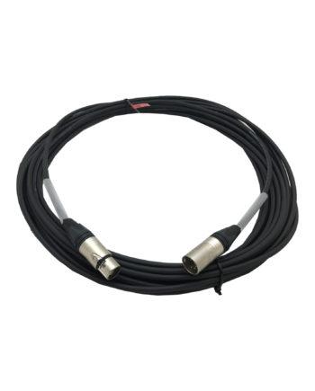 5 Pin Eurocable Dmx Extension – Neutrik Connectors