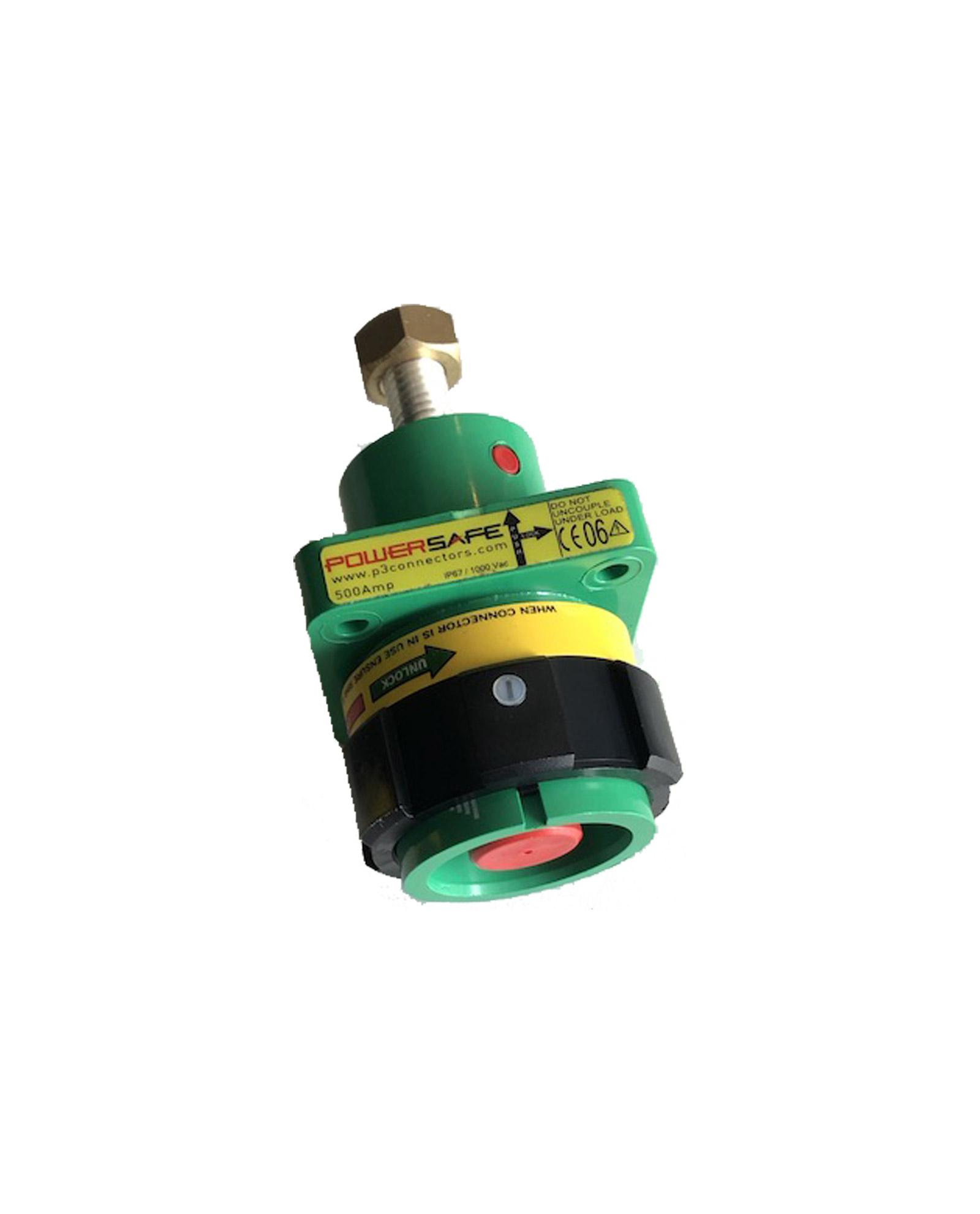 Powersafe RPS Panel Source Green