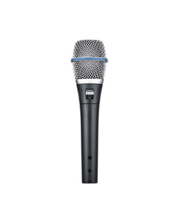 Shure Beta 87a Vocal Microphone 1