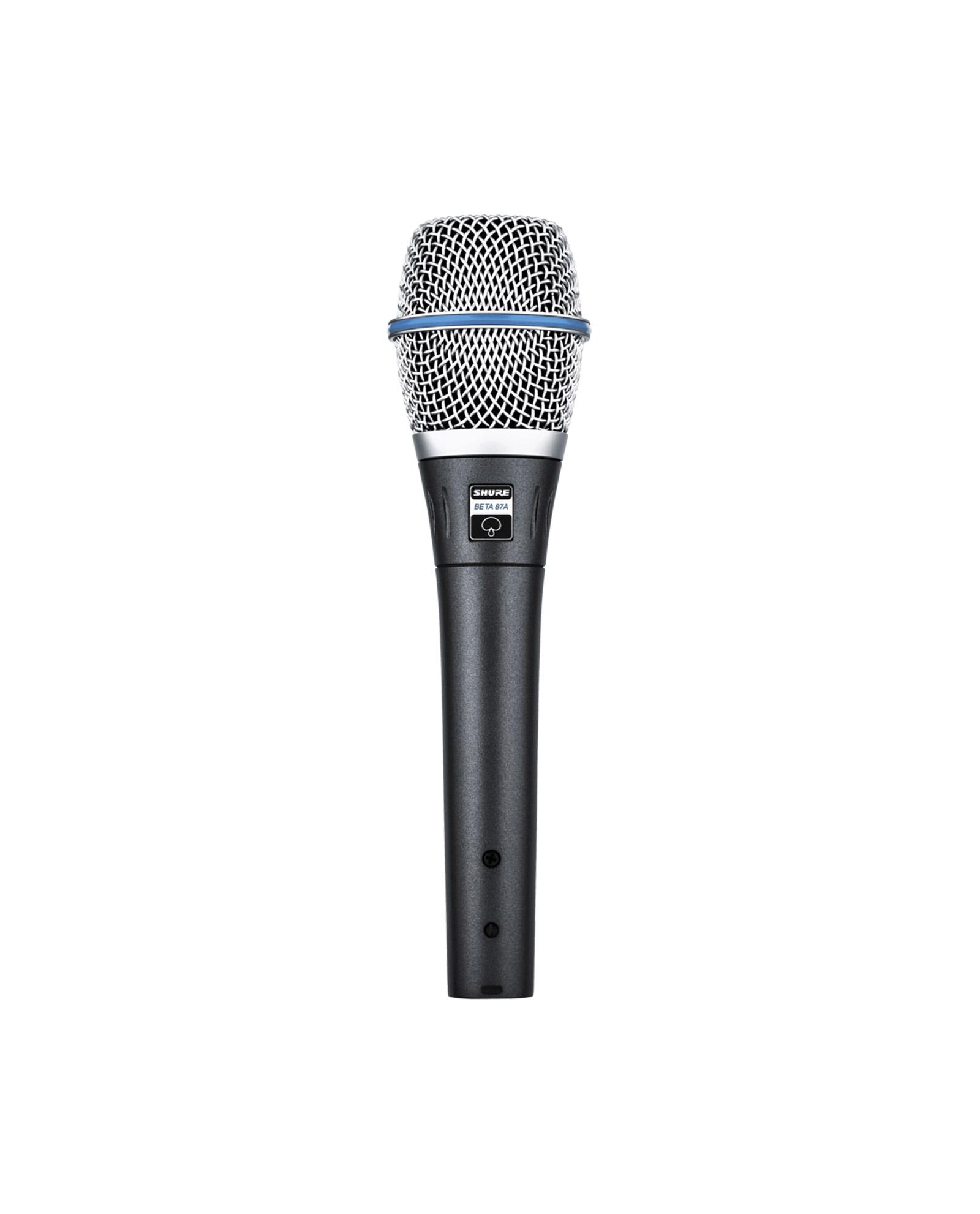 Shure Beta 87a Vocal Microphone 1