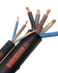 3 Core 1.5mm HO7 TITANEX Nexans Olex Rubber Cable
