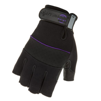 Slim Fit Rigger Glove - Fingerless - Dirty Rigger