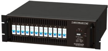 Theatre Light RackPack I - Digital Dimmer TLRP1-1210