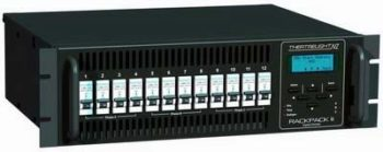 Theatre Light RackPack II - Digital Dimmer TLRP-1210 12 x 13A