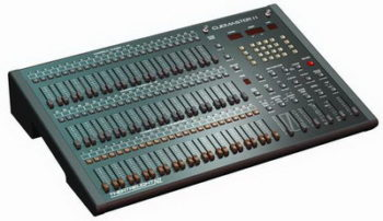Theatre Light Cuemaster II - Lighting Console - TLCUE II