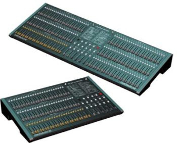 Theatre Light Cuemaster 120 - Lighting Consoles - TLCUE120