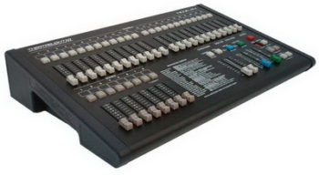 Theatre Light Nova 24 - Lighting Consoles - TLNOVA24
