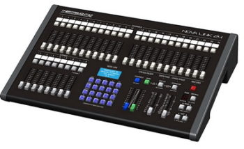 Theatre Light NovaLink 24 - Lighting Consoles - TLNOVALINK24