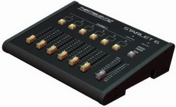 Theatre Light Starlet 6  - Lighting Consoles - TLST6