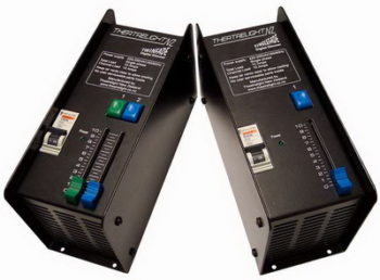 Theatre Light SingleFade - Standalone Dimmers - TLSF1