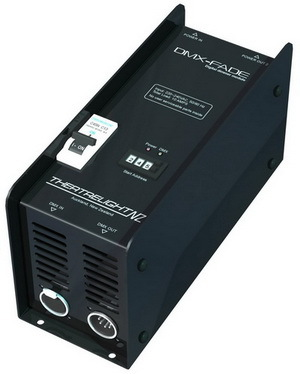 Theatre Light DMX-Fade - Twin Channel Standalone DMX Dimmer - TLDMXF2