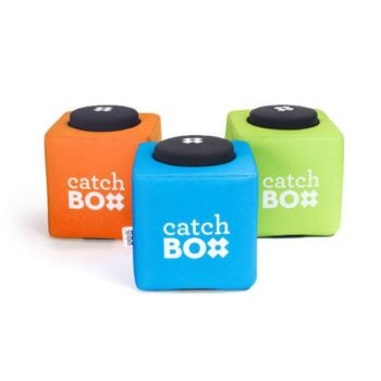 Catchbox Cover Blue - Green - Orange