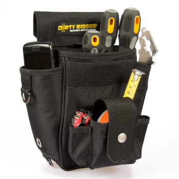 Dirty Rigger Technicians Tool Pouch DTY-TECHPOUCH
