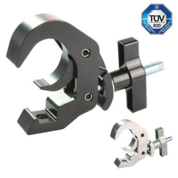 Doughty Slimline Quick Trigger 48-51mm 100 KG Black Doughty T58301