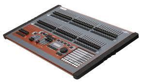 LSC Maxim L, 72 Faders 1024 DMX Channel Console