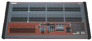 LSC Maxim XL, 96 Faders 1024 DMX Channel Console