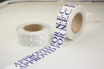 Professional Double Sided NEC Approved Tape 50mm x 50m