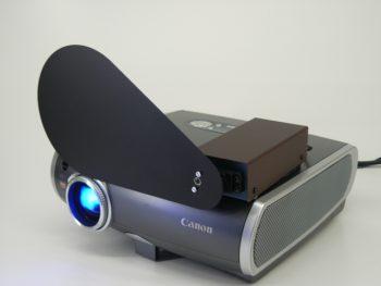 DMX Projector Dowser / Shutter Wahlberg