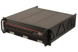 12 x 2.5KW Sine Wave Dimmer Rack - Swisson XSD-R 63A 3 Phase