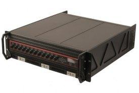 12 x 2.5KW Sine Wave Dimmer Rack - Swisson XSD-R 63A 3 Phase Silent