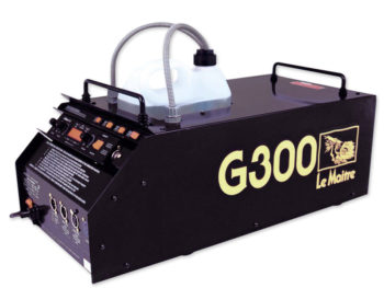 Le Maitre G300 Smoke Machine