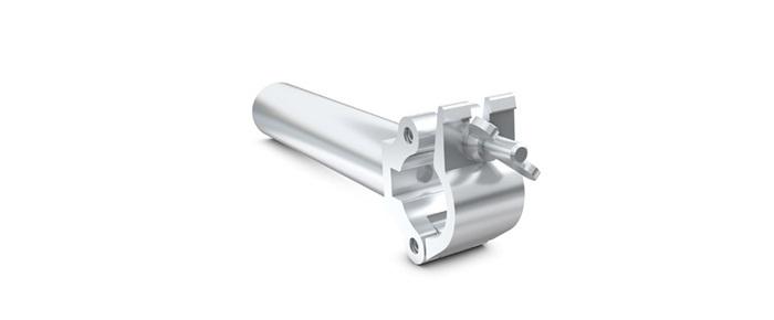 Milos Cell 213 250mm Boom Arm, 48-50mm 500KG Rated Aluminium