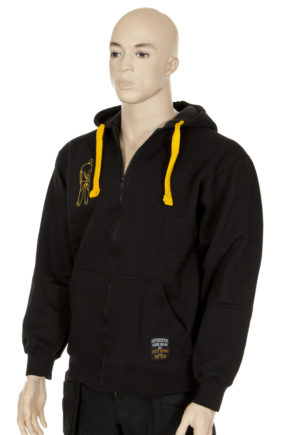 Dirty Rigger Hoodie Zip Up