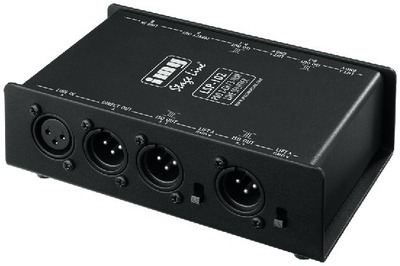 Audio Line Splitter, IMG LSP-102
