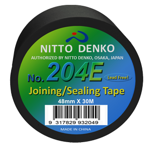 NITTO Superior PVC Tape 48mm x 30m 204E
