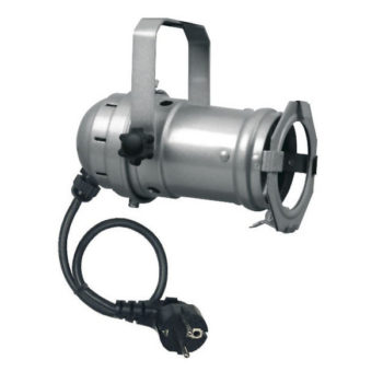 Par 16 Chrome GU10D Lamp Base