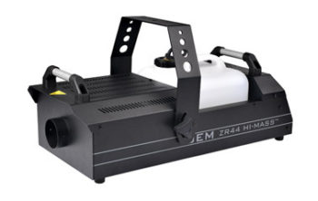 Jem ZR44 Hi-Mass Fog Machine + Remote Control 92215300