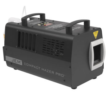 Jem Compact Hazer Pro DMX Controlled Smoke Machine 92225950 RDM!