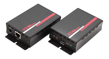 HDMI over UTP Extender with HDBaseT™ (Sender & Receiver) UH1BT