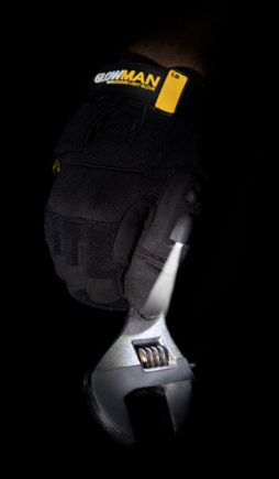 Glowman Dirty Rigger Glove DTY-GLOWMAN