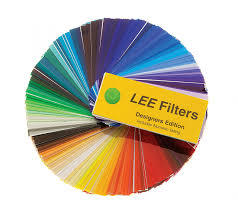 LEE Filters Numeric Swatch Book