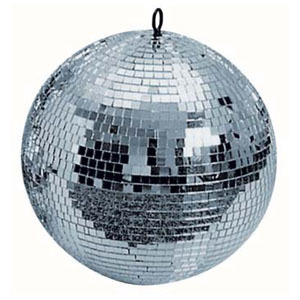 "200mm 8"" Mirror Ball"