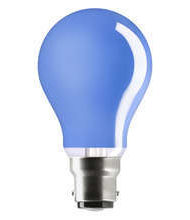 25W BC Coloured GLS Lamp (Festoon) GE