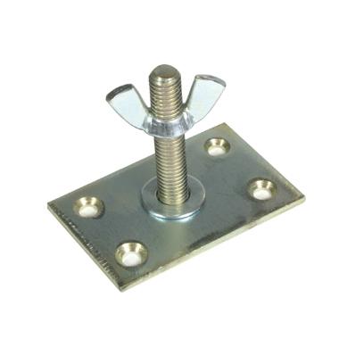 Doughty Scenery Fixing - Stud Plate M10 T64600