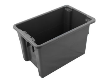 Storage Box (Fish Bin)  Stackable and Nesting AP15 68L