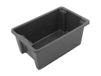 Storage Box (Fish Bin)  Stackable and Nesting AP10 52L