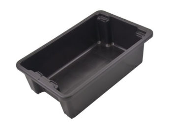 Storage Box (Fish Bin)  Stackable and Nesting AP7 32L